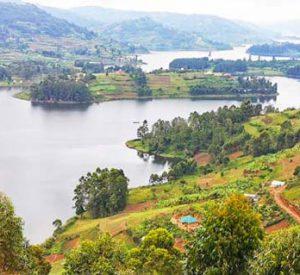 lake bunyonyi, lake bunyonyi uganda