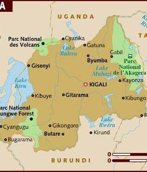 Rwanda national parks, Rwanda