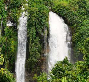 Mountain Elgon national park, sipi falls
